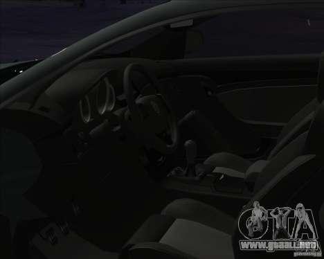 Cadillac CTS-V para la visión correcta GTA San Andreas