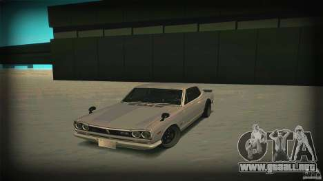 Nissan Skyline 2000GT-R JDM Style para GTA San Andreas