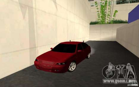 LADA PRIORA van tuning para GTA San Andreas left