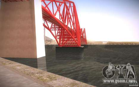 ENBSeries para más débiles PC v2.0 para GTA San Andreas tercera pantalla