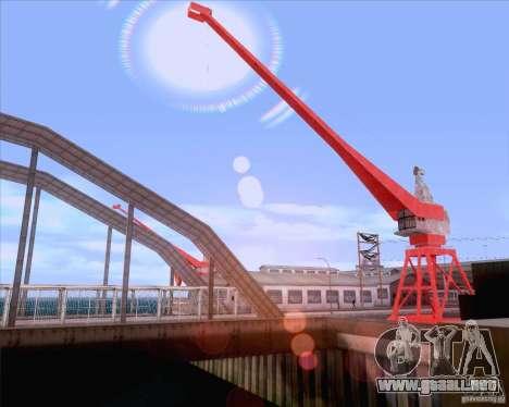 ENBSeries by Sankalol para GTA San Andreas twelth pantalla