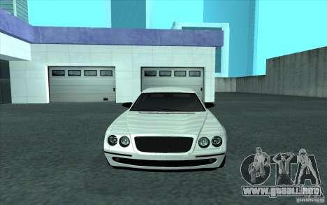 Cognoscneti de GTA 4 para la visión correcta GTA San Andreas