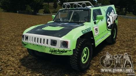 Hummer H3 raid t1 para GTA 4