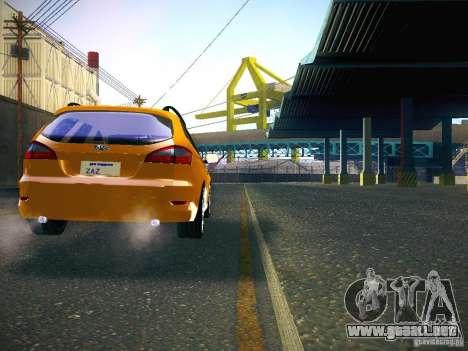 Ford Mondeo Sportbreak para la visión correcta GTA San Andreas
