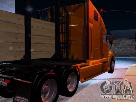 Freightliner Columbia para la visión correcta GTA San Andreas