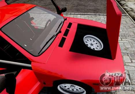 Lancia 037 Stradale para GTA 4 vista hacia atrás