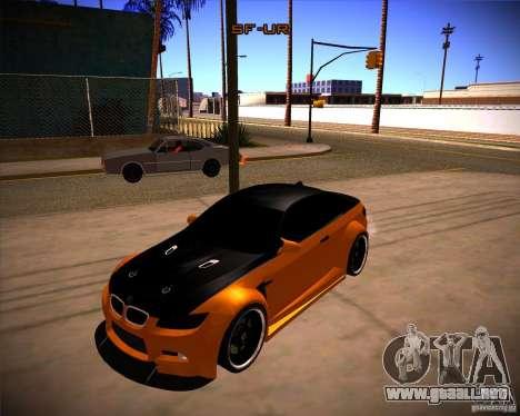 BMW M3 E92 Drift Version para GTA San Andreas