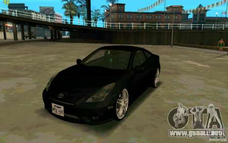 Toyota Celica 2005 para GTA San Andreas