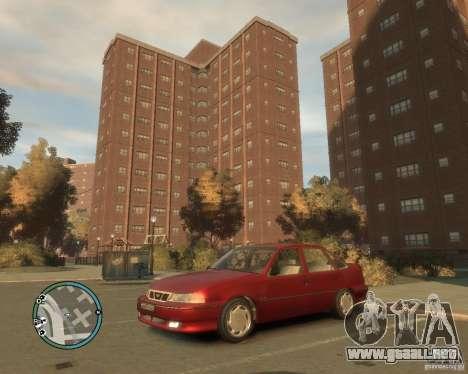 Daewoo Nexia DOHC para GTA 4 left