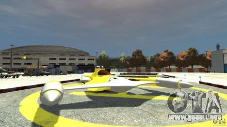 Naboofighter para GTA 4