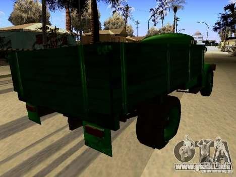 GAS-51A para la visión correcta GTA San Andreas