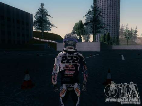 Race Ped Pack para GTA San Andreas