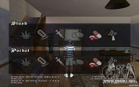 The Black Market Mod v.1.0 para GTA San Andreas tercera pantalla