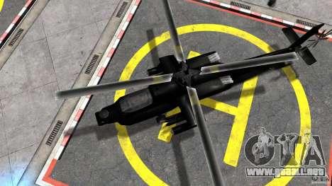Hunter para GTA 4 visión correcta