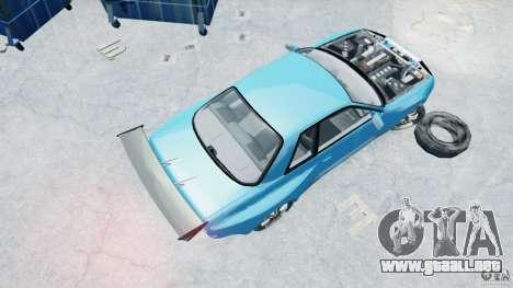 R32 Nissan Skyline GTS-T [FINAL] para GTA 4 visión correcta