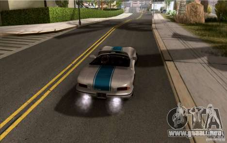 ENBSeries by HunterBoobs v1 para GTA San Andreas segunda pantalla