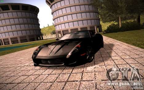 SA Illusion-S V1.0 SAMP Edition para GTA San Andreas sucesivamente de pantalla