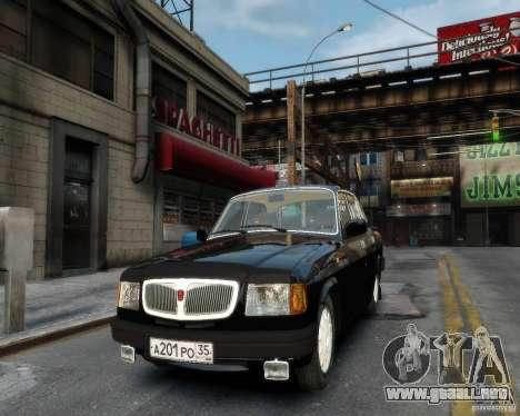 Volga GAZ 3110 para GTA 4