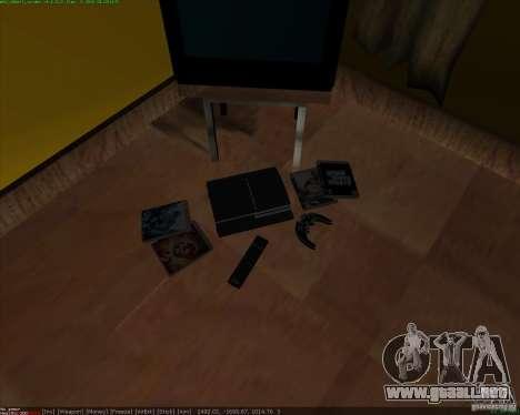 PLAYSTATION 3 para GTA San Andreas