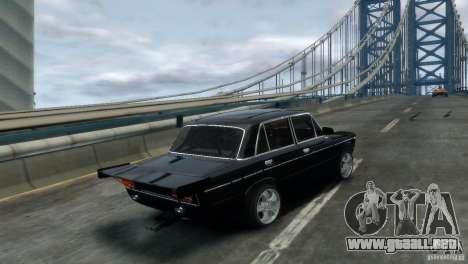 2106 Vaz para GTA 4 left