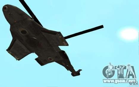 Scout Drone from BO2 para la visión correcta GTA San Andreas