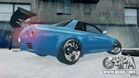R32 Nissan Skyline GTS-T [FINAL] para GTA 4