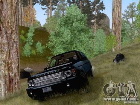 Wild Life Mod 0.1b para GTA San Andreas segunda pantalla