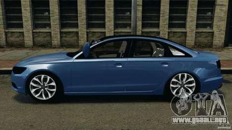 Audi A6 para GTA 4 left