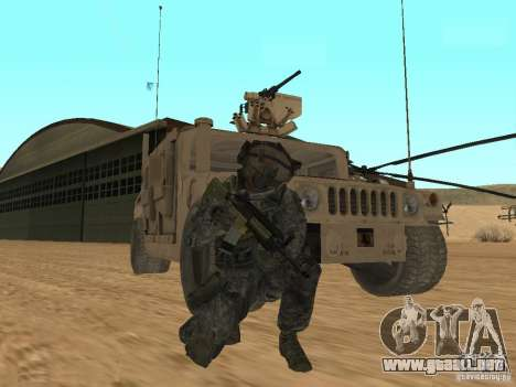 Animations v1.0 para GTA San Andreas tercera pantalla