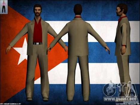 La Cosa Nostra mod para GTA San Andreas tercera pantalla