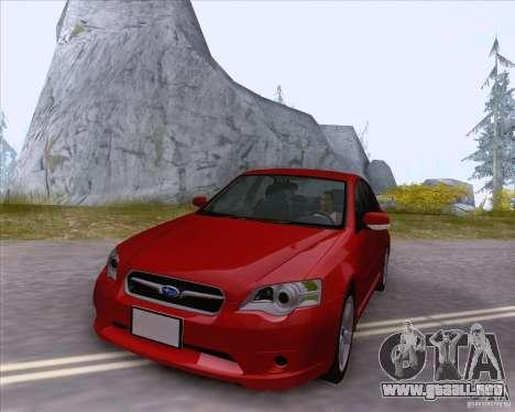 HQ Realistic World v2.0 para GTA San Andreas segunda pantalla