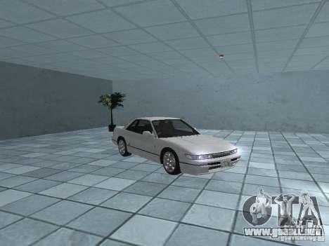 Nissan Silvia PS13 para visión interna GTA San Andreas