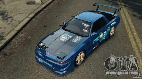 Toyota Supra 3.0 Turbo MK3 1992 v1.0 para GTA 4 ruedas