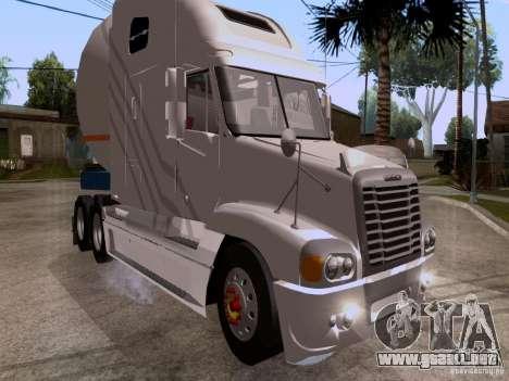 Freightliner Century para la visión correcta GTA San Andreas