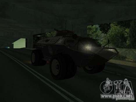 APC de GTA TBoGT IVF para GTA San Andreas left