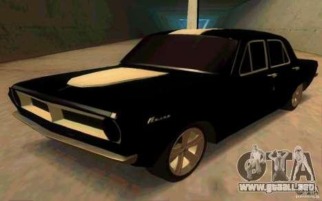 GAZ 2410 PLYMOUTH para GTA San Andreas