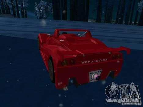 Lada Revolution para la visión correcta GTA San Andreas