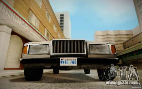 HQLSA v1.1 para GTA San Andreas