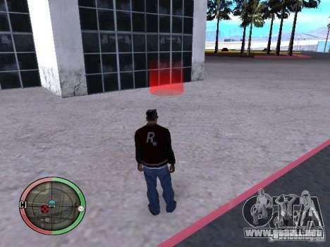 Concierto del AK-47 v2 para GTA San Andreas sexta pantalla