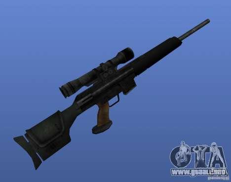 Weapon Textures para GTA 4 twelth pantalla