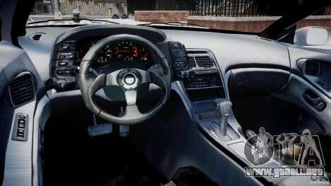 Nissan 300zx Fairlady Z32 para GTA 4 visión correcta