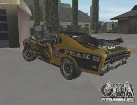 Boxer from FlatOut2 para la visión correcta GTA San Andreas