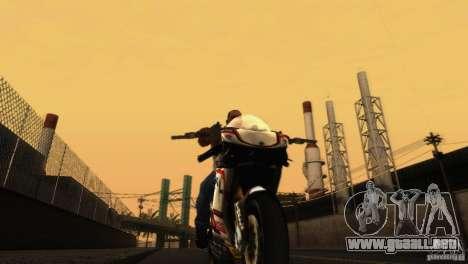 ENBSeries by dyu6 v2.0 para GTA San Andreas tercera pantalla