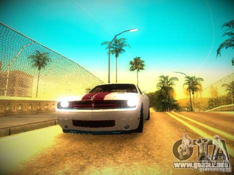 ENBSeries for medium PC para GTA San Andreas sucesivamente de pantalla