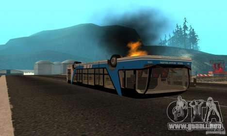 Design X XAPGL para GTA San Andreas vista hacia atrás
