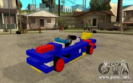 LEGO móvil para GTA San Andreas