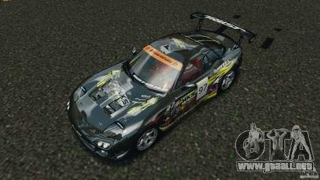 Mazda RX-7 RE-Amemiya v2 para GTA 4 interior