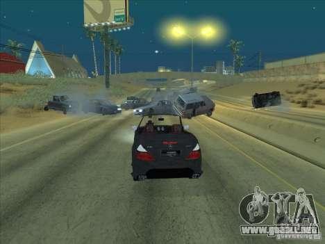 Campo de fuerza para GTA San Andreas