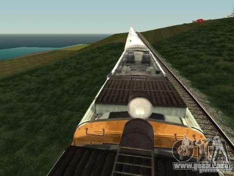 2TE10U-0137 para GTA San Andreas vista hacia atrás