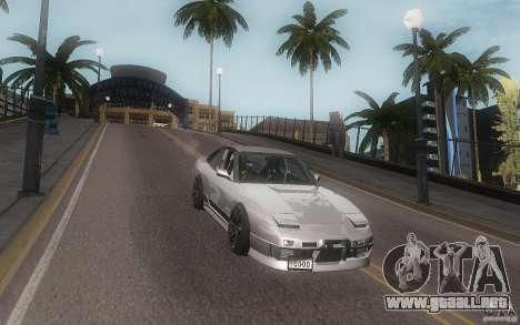 Nissan 180sx v2 para GTA San Andreas